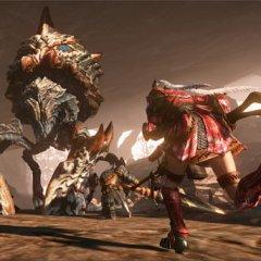 New 'Monster Hunter World' Gameplay