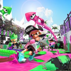 Nintendo Announces New 'Splatoon 2' Stages