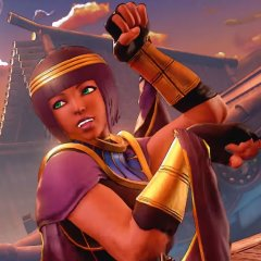'Street Fighter 5' Official Menat Reveal Trailer