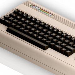 Commodore 64 Mini Console Announced