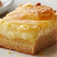 The Best Ooey Gooey Butter Cake Bars