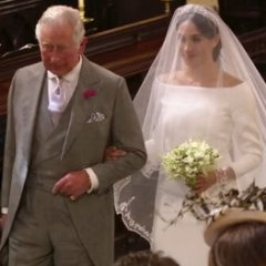 The Moment Prince Charles Saved The Royal Wedding