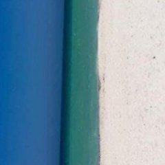 Is This Photo a Door or a Beach?