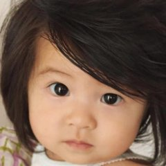 This Baby's Hair Is So Beautiful She's Already a Hair Model