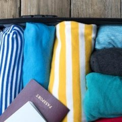The Simple Science Behind Packing the Perfect Suitcase