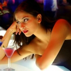 A Letter to the Single Girl at the Bar