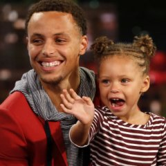 Stephen Curry Reveals Regret He Has With Daughter