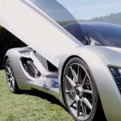 Meet Blade: The World's First 3D Printed Supercar