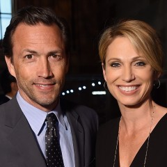 How Cancer Tested Amy Robach's Marriage