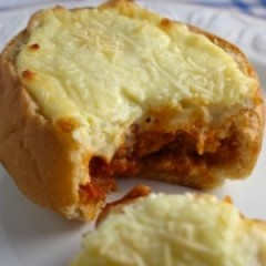 Homemade Lasagna Sandwiches