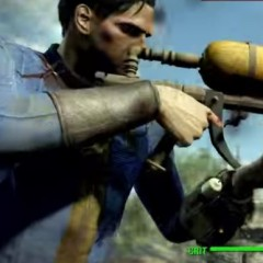 'Fallout 4' Has An Underwater Harpoon Gun