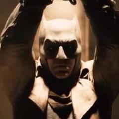Batman Unmasked in New 'Batman v Superman' Teaser