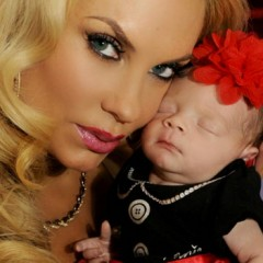 Coco Lashes Out At Haters' Criticism Of Her Newborn Baby