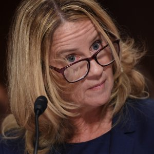 Image result for Christine Blasey Ford Is Not Credible by Memory, Relationships, or Morality