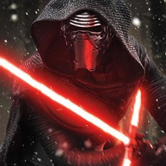 'Star Wars' Reveals How Kylo Ren Built His Unusual Lightsaber